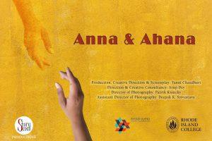 Anna and Ahana